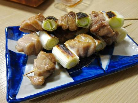 みのり寿司 ねぎま焼き