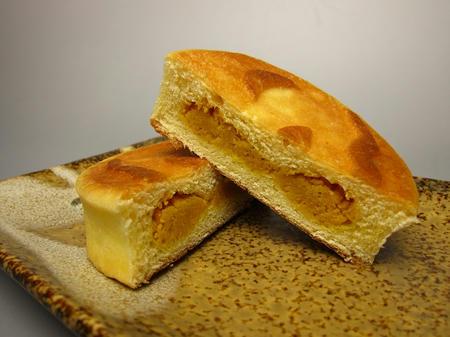 パンの香り timo カボチャのクリーム