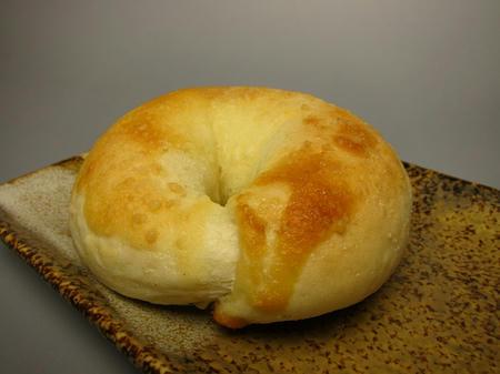 パンの香り timo リンゴのベーグル