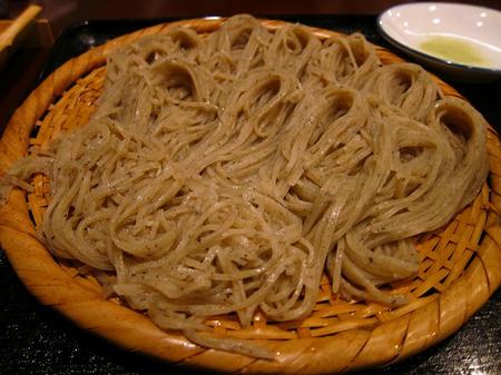 喉越しの蕎麦晴朗 白(細挽き)