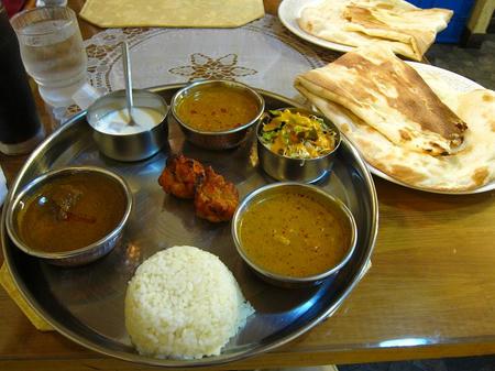 インド料理 ダルバール