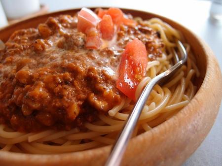 ゆであげスパゲティの店 麦亭
