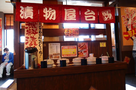 新和歌山ラーメン ばり馬 上中居店