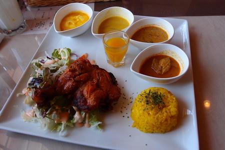 カレー&Cafe サプコタ