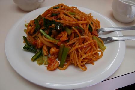 スパゲティー マルス