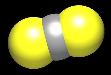 二 硫化 炭素