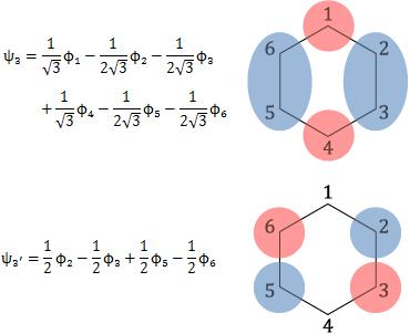 放課後化学講義室 ベンゼンは1.5重結合?~ヒュッケル法