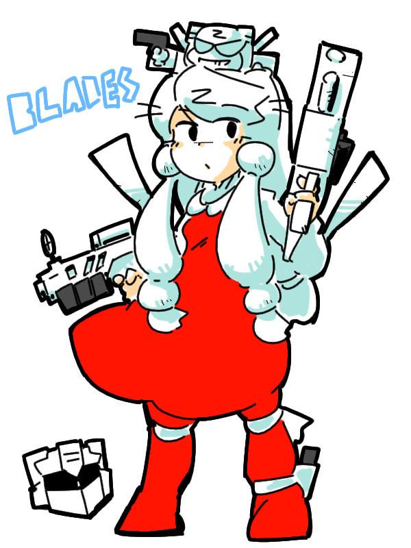 generation 2 protectbot blades 擬人化 ?