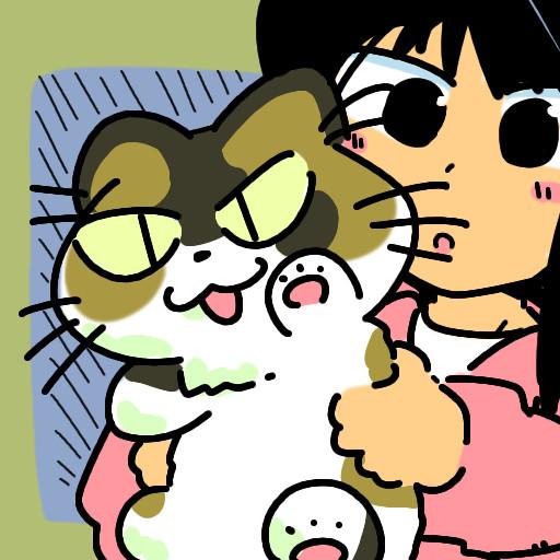 mike neko 猫 三毛 にゃご