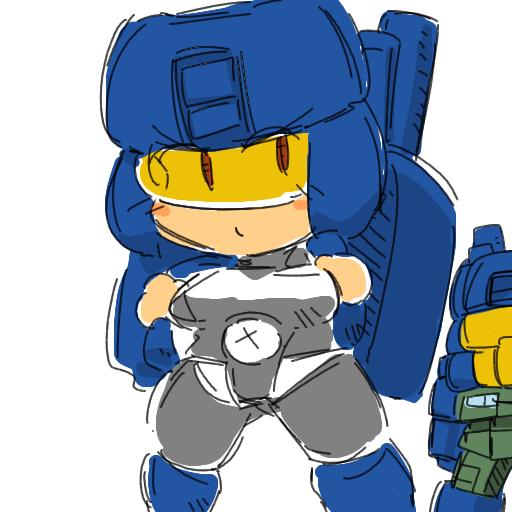 transformers crankcase girl decepticon G2 generation2 takara hasbro gijinka humanized
