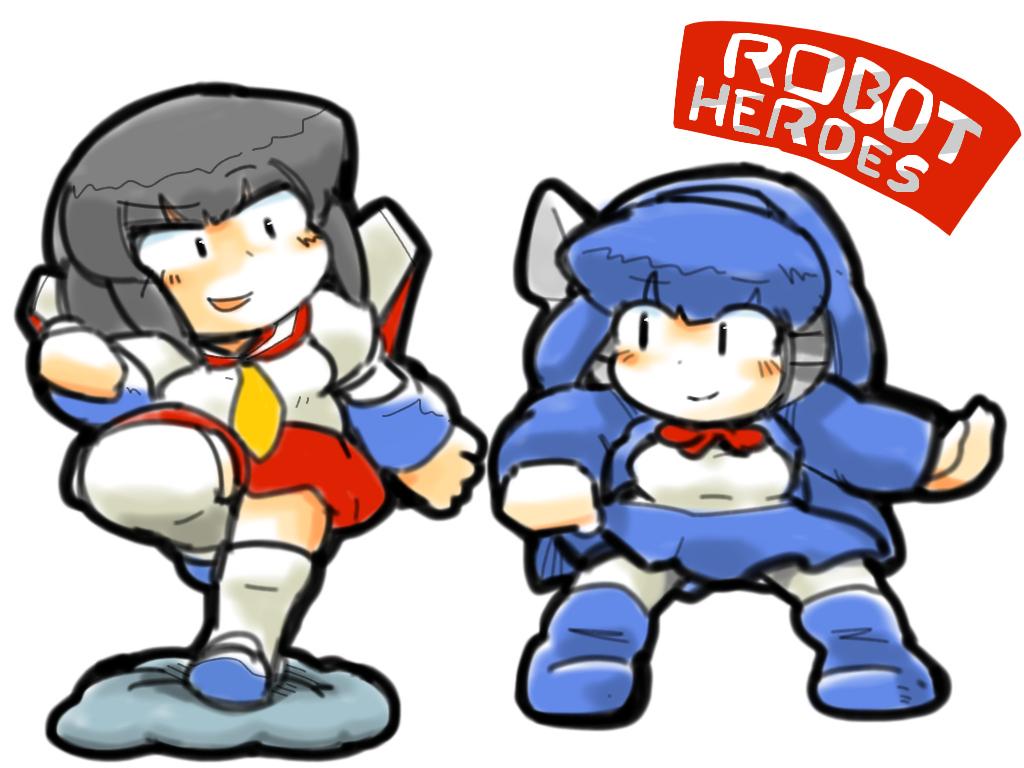 Transformers Generation1 Robot Heroes Starscream Mirage ligier Pretenders Humanized Gijinka Robot girl Holomatter Avatars