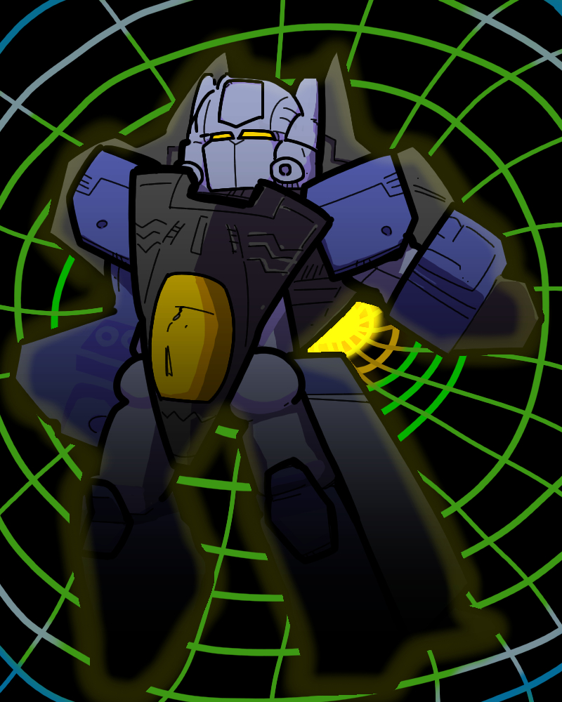 Transformers Generation2 Megatron ATB Starscream Face