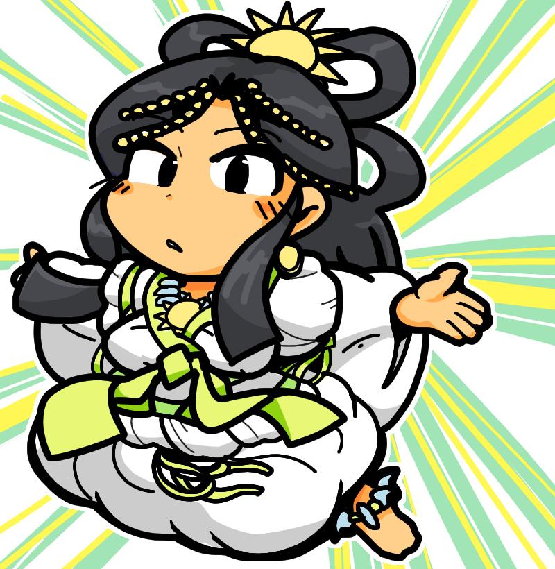Amaterasu アマテラス Shin Megami Tensei II if... Amatsu Amaterasu-Omikami 天照大御神