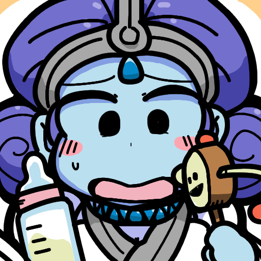 Apsaras アプサラス Shin Megami Tensei III: Nocturne Leotard Milk Troubled face Busy Baby