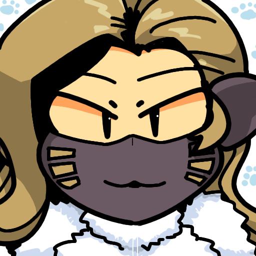 Nekomata ネコマタ Shin Megami Tensei III: Nocturne CatGirl Masked
