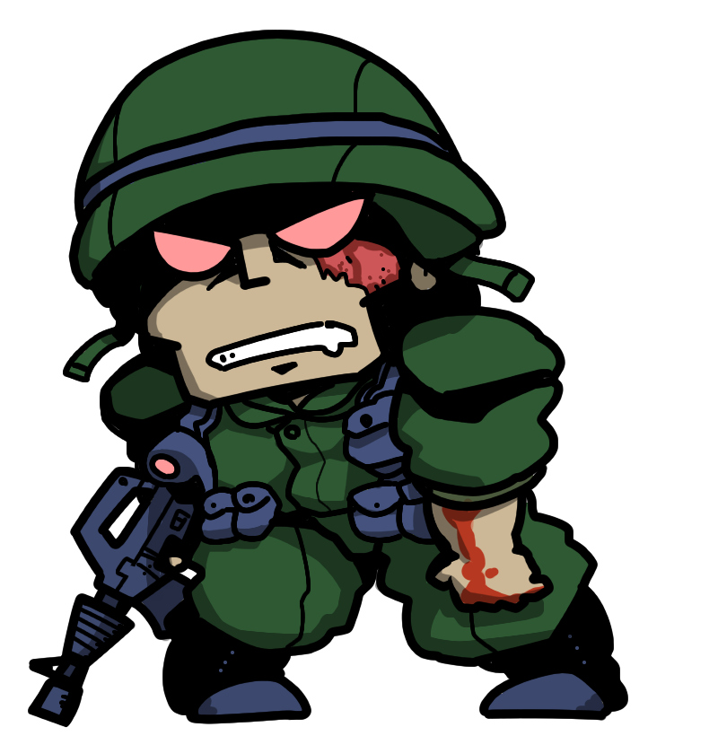Zombie Army 屍鬼 ゾンビアーミー Shin Megami Tensei Undead