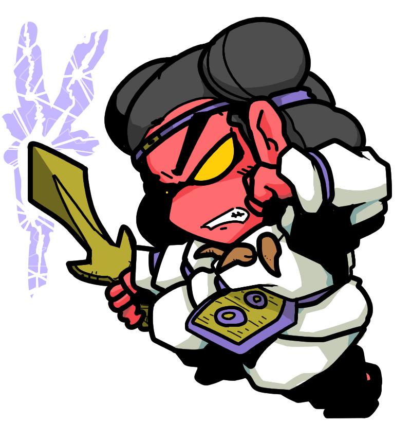 Shin Megami Tensei Take-Mikazuchi タケミカヅチ Kishin 鬼神 Amatsu 天津神 武御雷 建御雷之男神 建御雷神