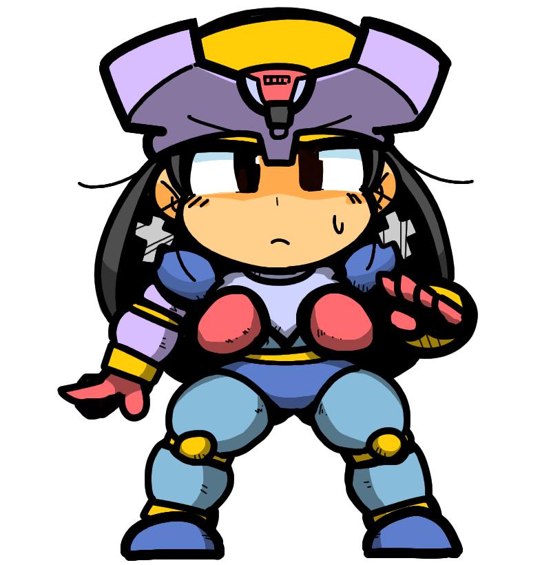 ジパニウム ダイアナンA ベス Beth Robot Girl Shin Megami Tensei II