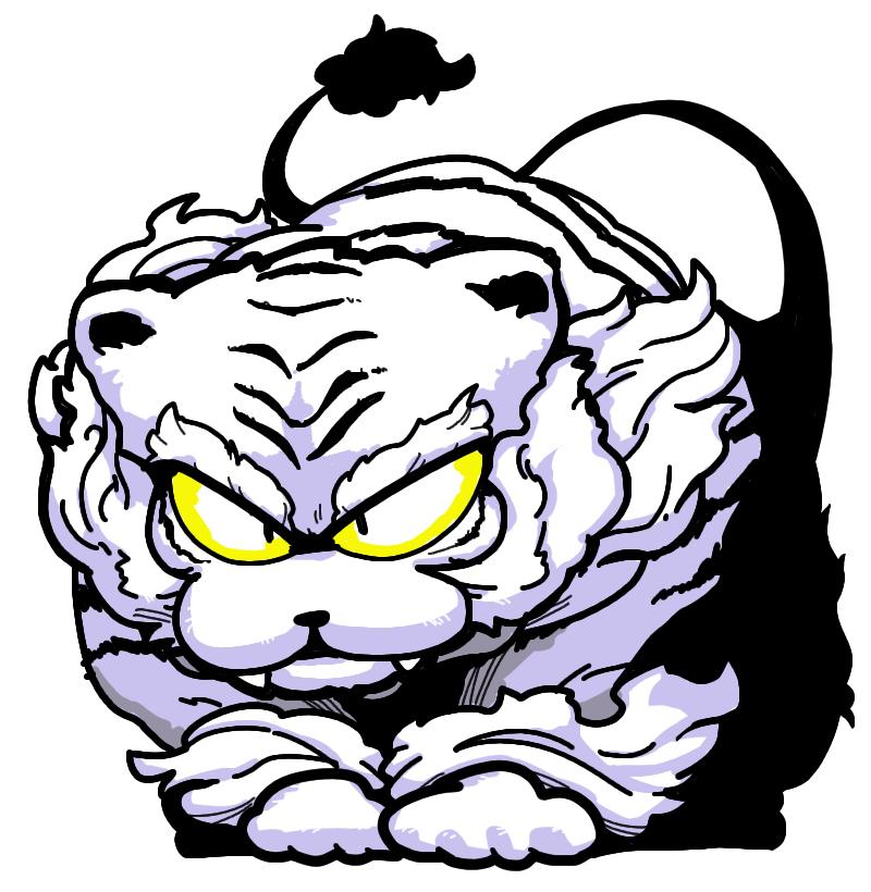 Shin Megami Tensei byakko 白虎