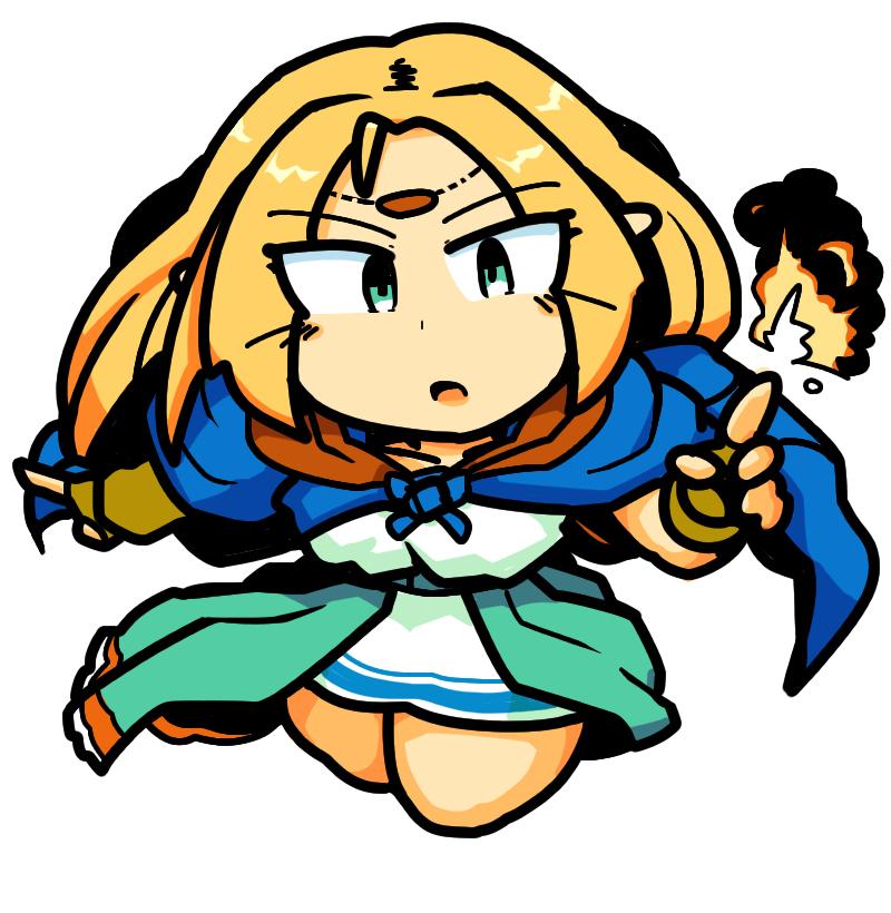Giren Megami Tensei Elf エルフ