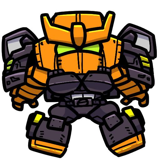 transformers armada Greejeeber Strongarm Mini-con turgetmaster prowl