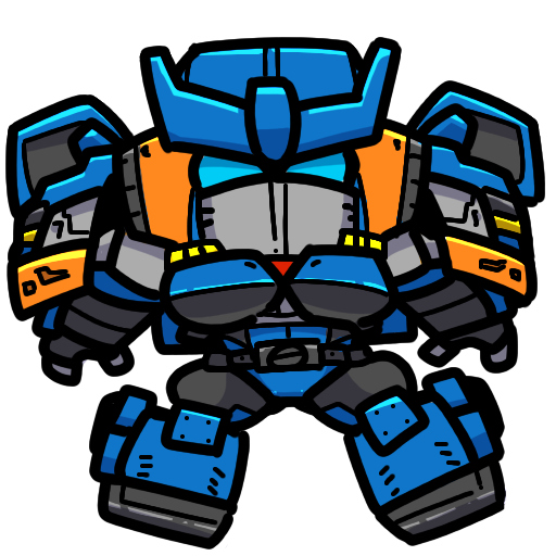 transformers Animated Greejeeber Strongarm sentinel Prime