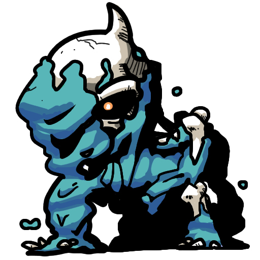 Shin Megami Tensei: Devil Summoner Foul 外道 スライム Slime Monster