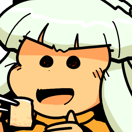 Chefei チェフェイ Shin Megami Tensei if... Wilder 妖獣 Fox girl deep‐fried tofu