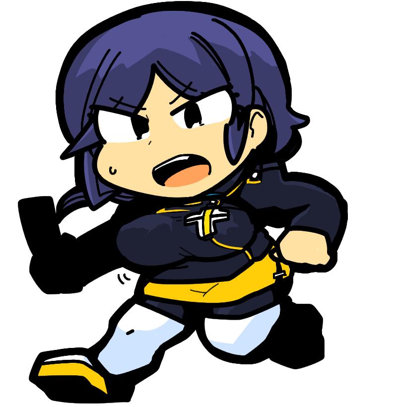 Makoto Sako Devil Survivor 2 Record Breaker