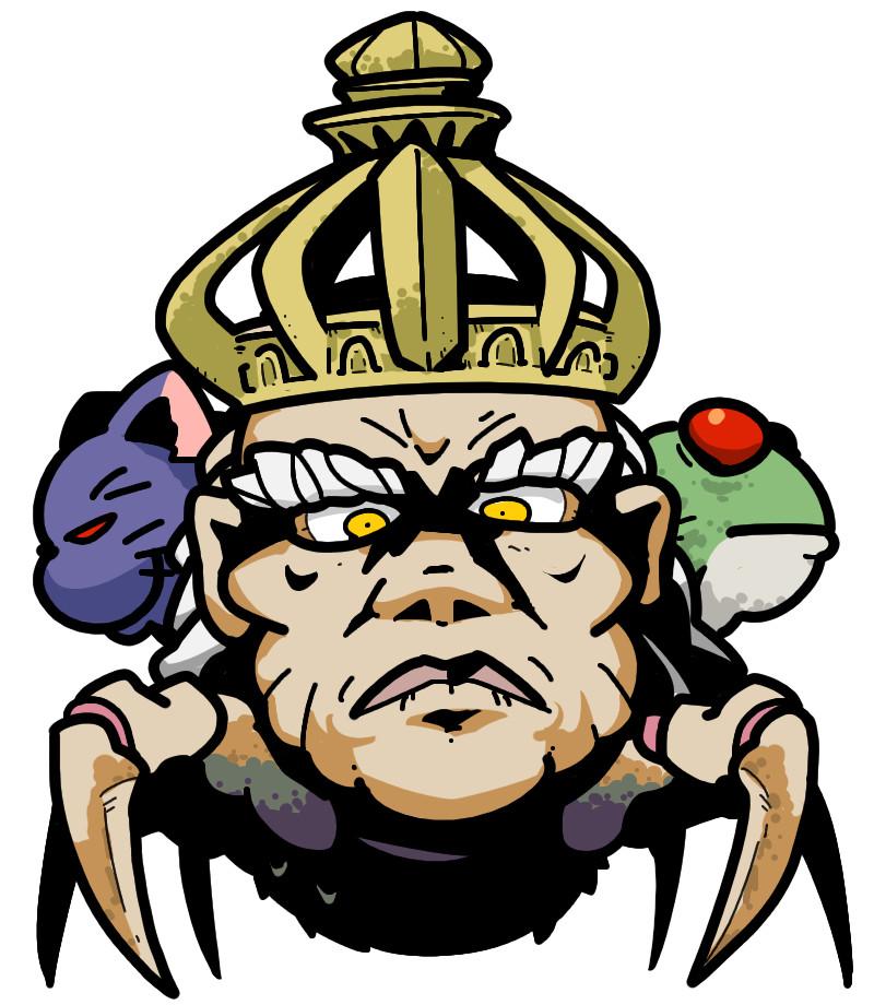 Shin Megami Tensei 真・女神転生 魔王バエル tyrant Bael