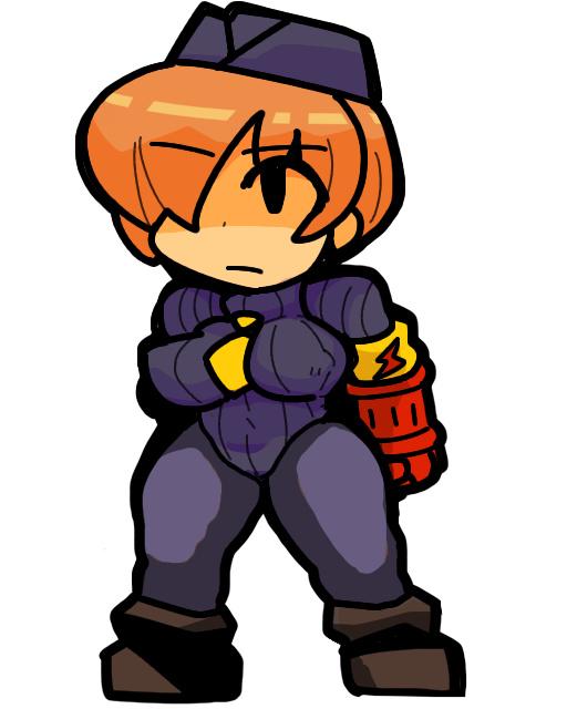 ユーニ Juni Street Fighter shadaloo The Dolls
