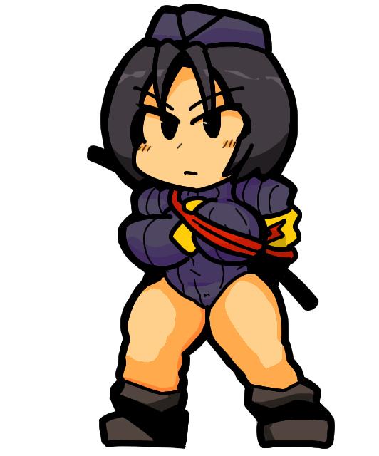 Satsuki サツキ Street Fighter shadaloo The Dolls