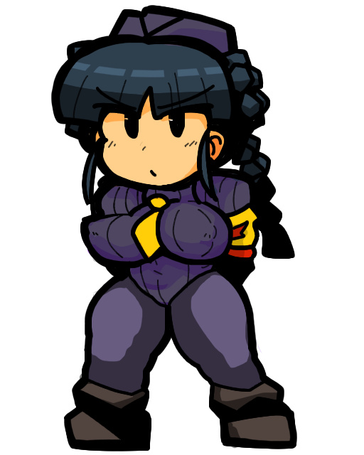 Jianyu ヤンユー Street Fighter shadaloo The Dolls