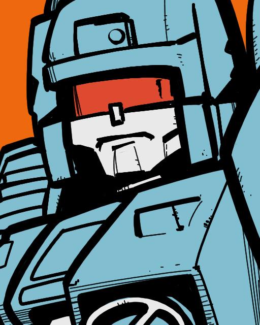 Transformers Generation1 Targetmaster Slugslinger Caliburst