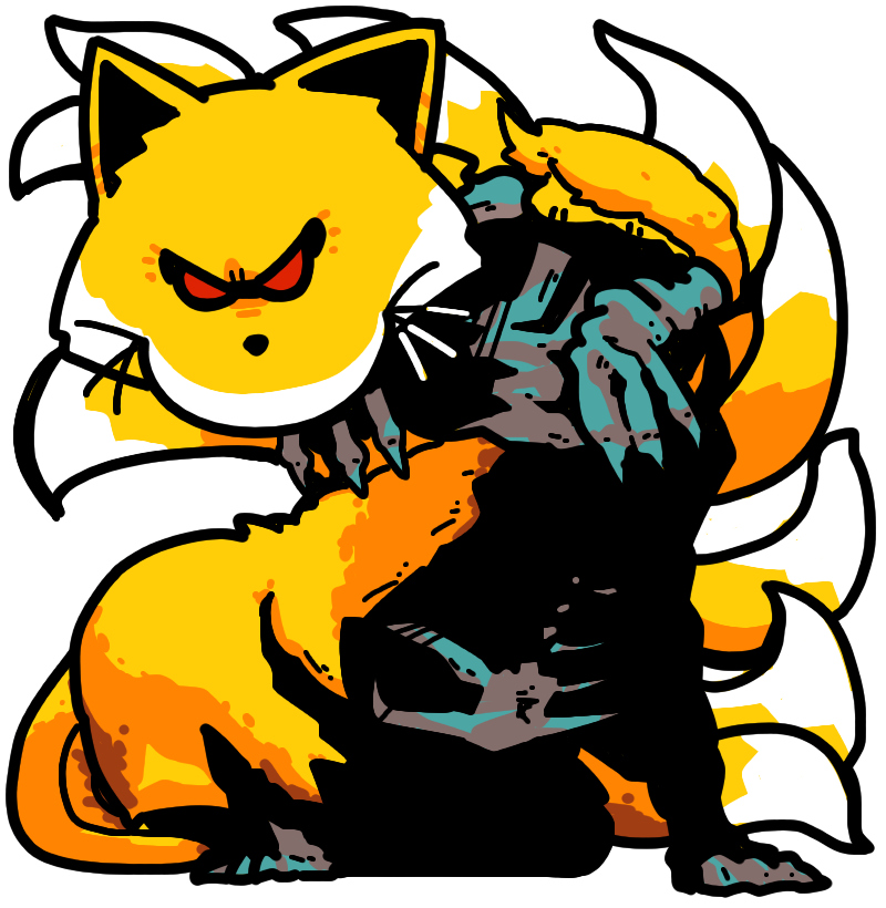Chefei チェフェイ Shin Megami Tensei if... Wilder 妖獣 Fox