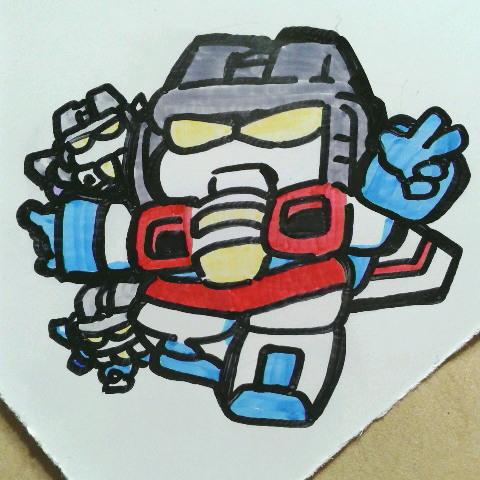 Transformers Generation1 Starscream