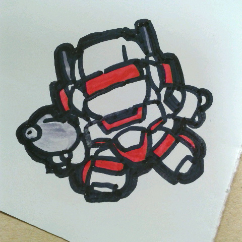 Transformers generation1 jetfire