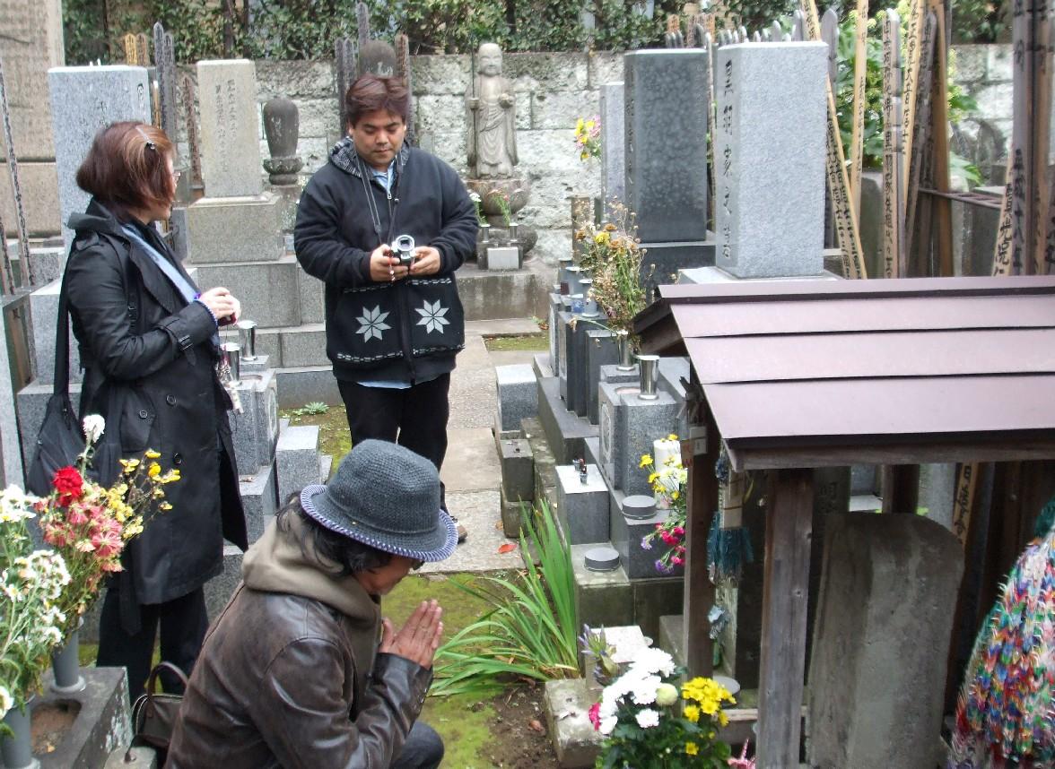写真に写っているのは今回のツアーサポートをしていただきました市谷柳町試... 無二無三:沖田総司
