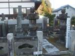 110113水戸市酒門渡辺清左衛門墓地