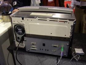 電子レンジ型パソコン3