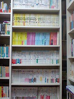 さくらの家の本棚