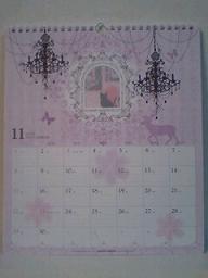 2009年カレンダー 11月