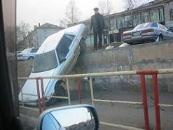 駐車に失敗3