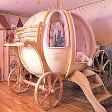 馬車型ベッド