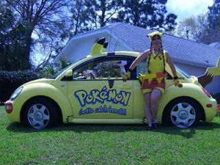 ポケモンの車