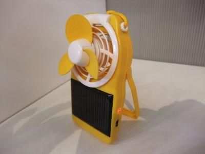 ソーラーパワーミニファン2