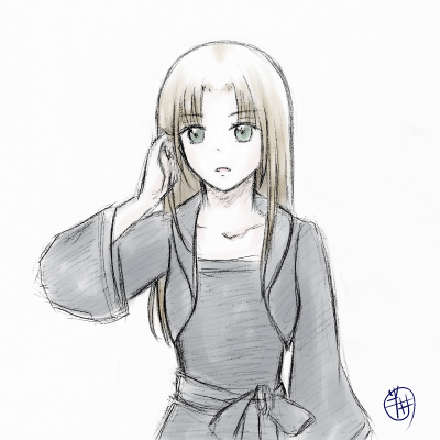 謠子(17)