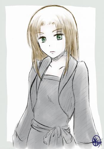 謠子さん(17さいのすがた)