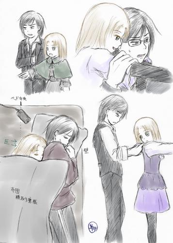 謠子様と平田くん