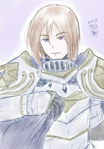 騎士的なアレ